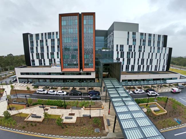The Northern Beaches Hospital has brought change to the suburb.