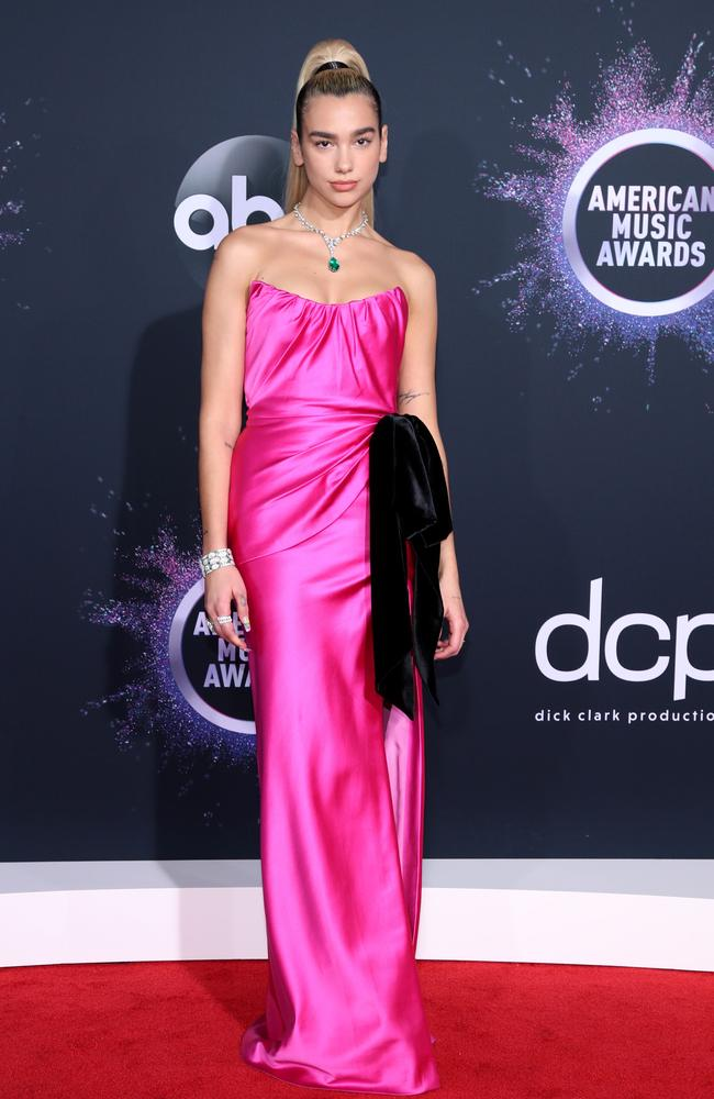 Dua Lipa. Picture: Getty Images/AFP