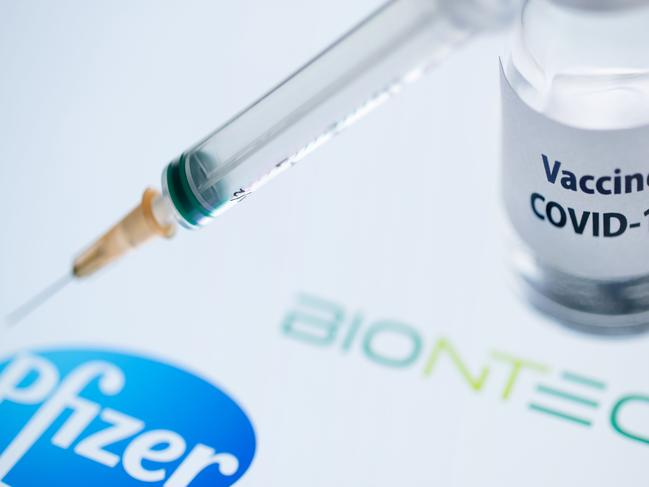 The vaccine could be given within days. Picture: JOEL SAGET / AFP.