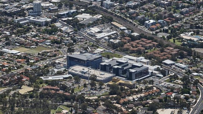 Blacktown is a popular spot for buyers chasing value. Picture: SKYview Aerial Photography