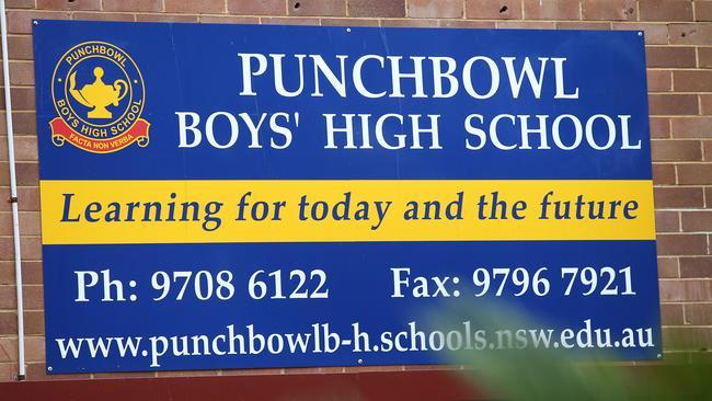 Punchbowl Boys High School among 19 Sydney schools 'at risk