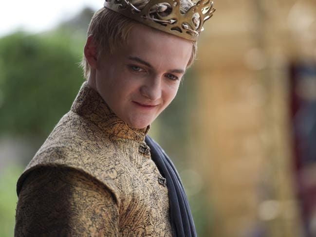 Yas! Nasty Joffrey dies. Picture: Macall B. Polay