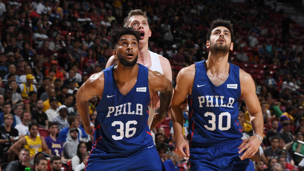Jonah Bolden will enter training camp with a lot of motivation.
