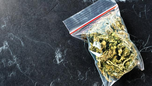 The ACT has passed a bill to make recreational weed use legal. Picture: istock