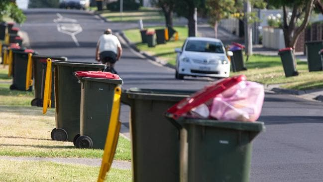 Soon Australia could be forced to deal with its own rubbish problems.
