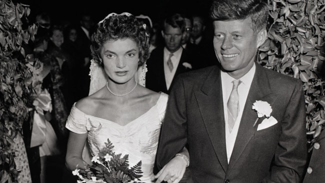 Jackie and JFK married in the beautiful city in 1953. Image: Getty.
