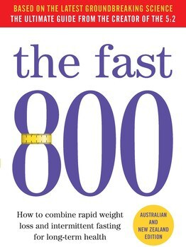 The Fast 800 book cover.