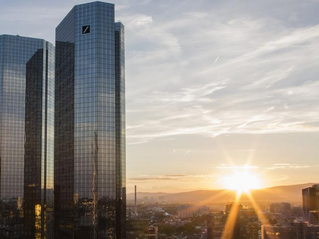Deutsche Bank is facing calls from Democrats to disclose information about Trump family finances. Picture: Martin Leissl/Bloomberg