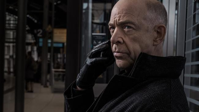 J.K. Simmons plays two identical leads, for one identical salary.