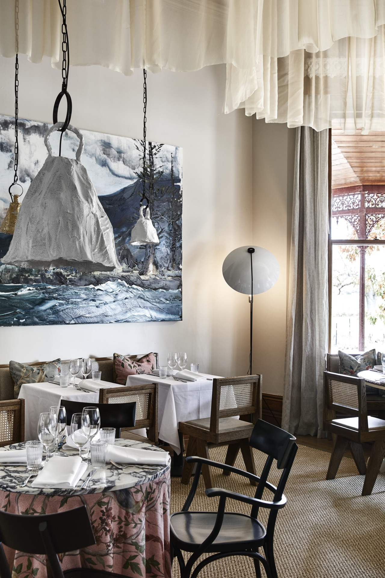 A heritage Victorian homestead reimagined as a stunning restaurant and event space