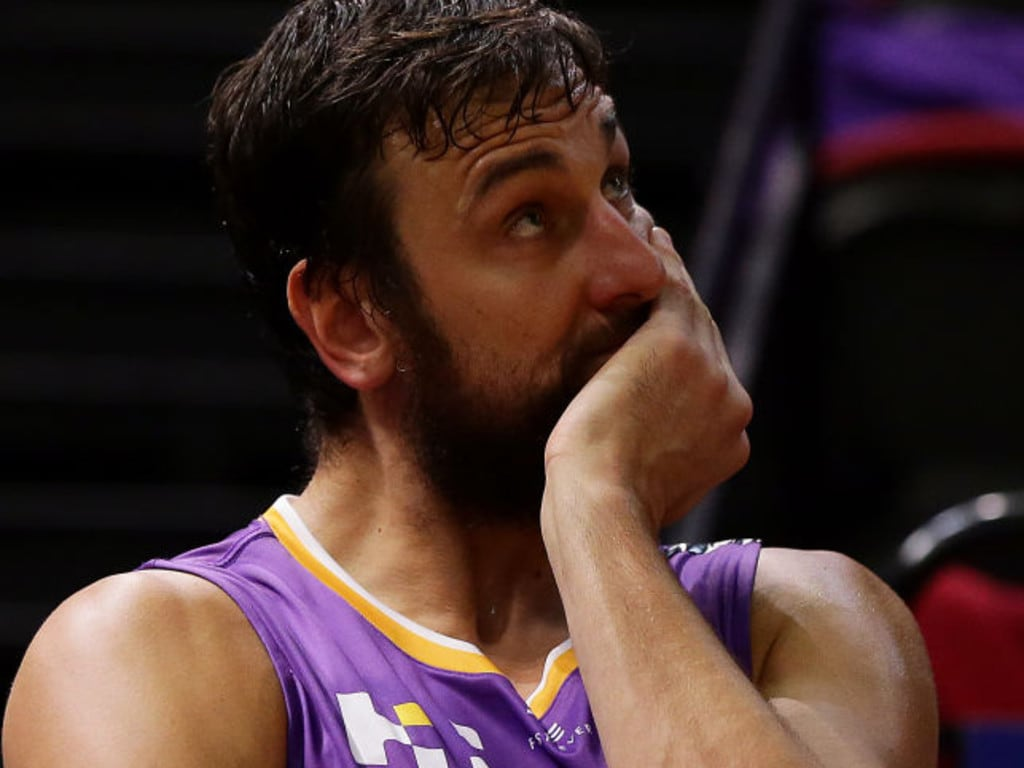 Andrew Bogut isn't one to hold his tongue.