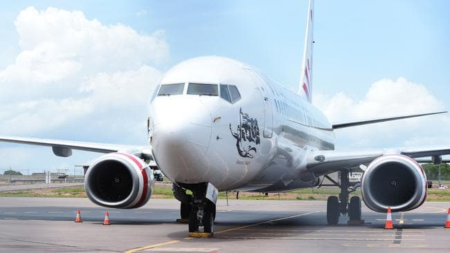 Virgin incident exposes safety issues at Darwin Airport