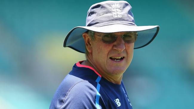Bayliss was noncommittal on Stokes' return. (Jason McCawley/Getty Images)