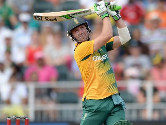 AB de Villiers remains one of the most destructive batsmen in world cricket.