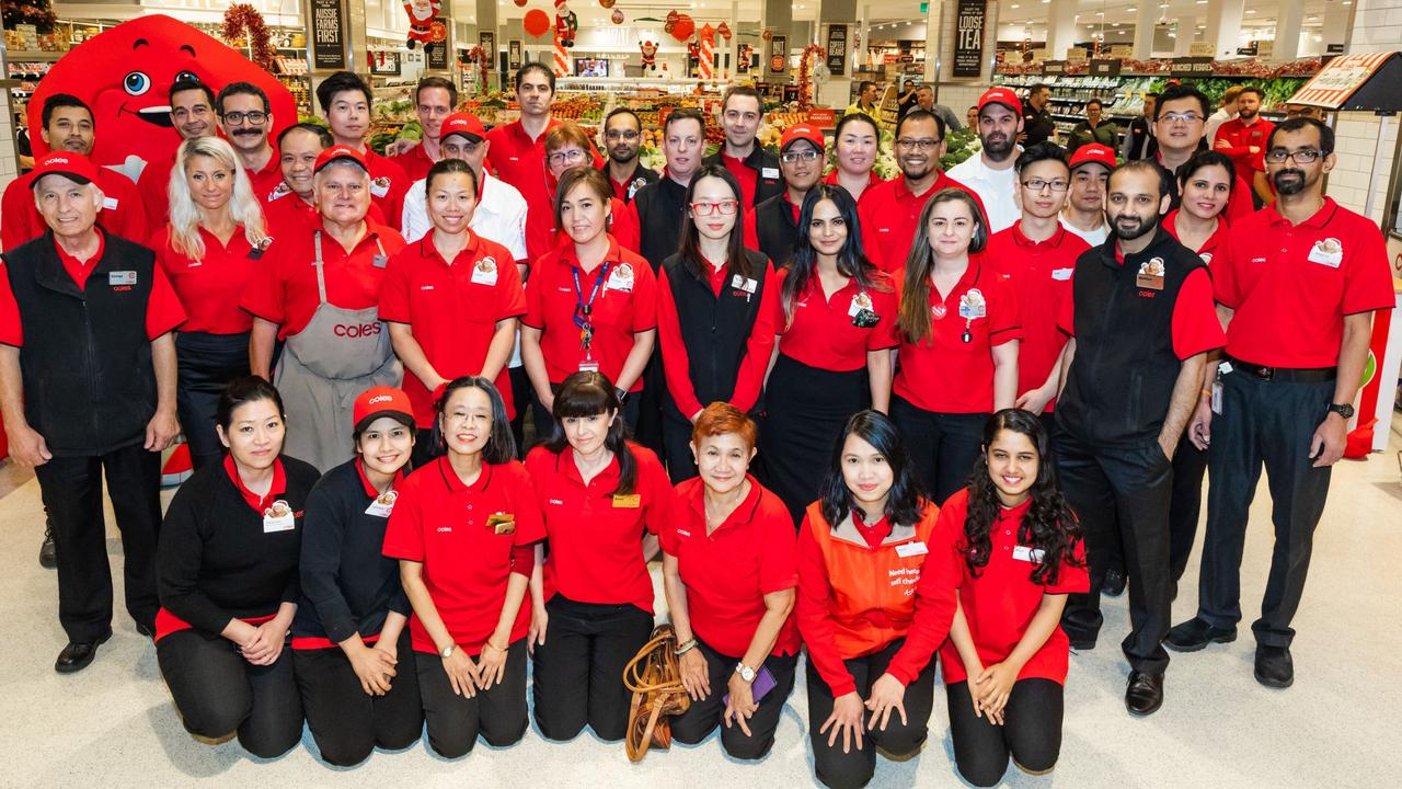 Coles Eastgardens Store Features Grind Your Own Coffee News Local