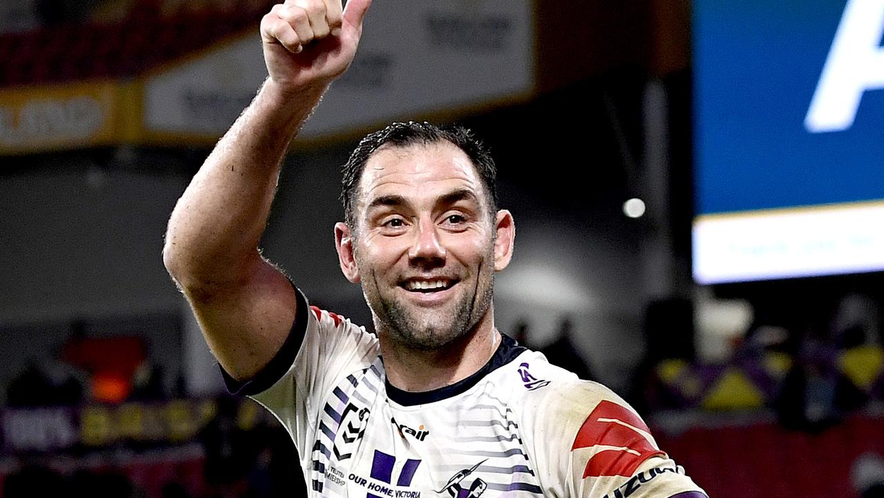 Cameron Smith is reportedly being courted by the Broncos.