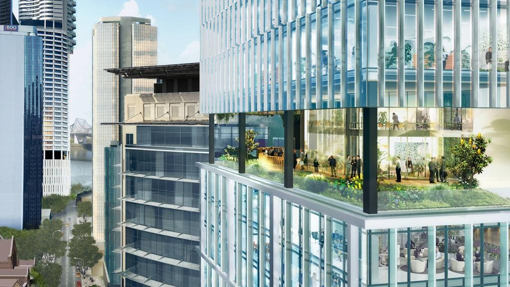 Midtown Centre tower approved by Brisbane City Council | The