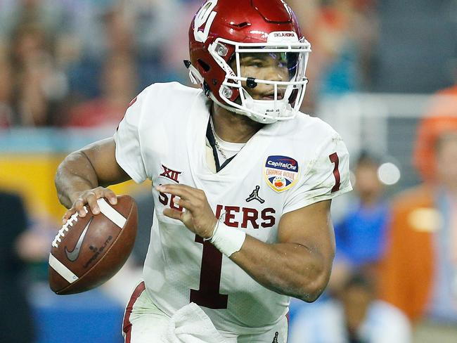 Kyler Murray still has a shot at the No. 1 NFL Draft pick.