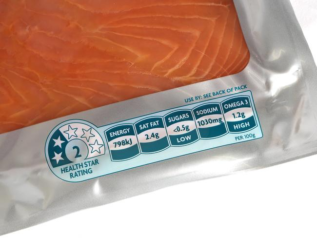A tin of Milo has a better rating than fresh smoked salmon.