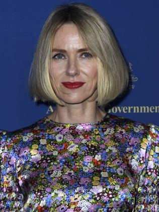 As was Naomi Watts. Picture: Frazer Harrison/Getty Images/AFP