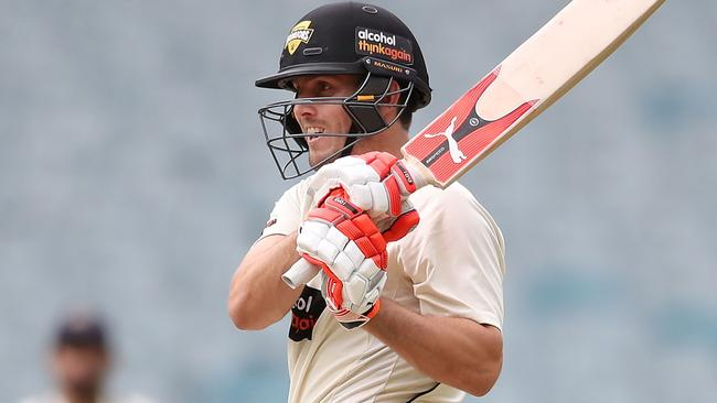 Mitchell Marsh is in fine form for Western Australia