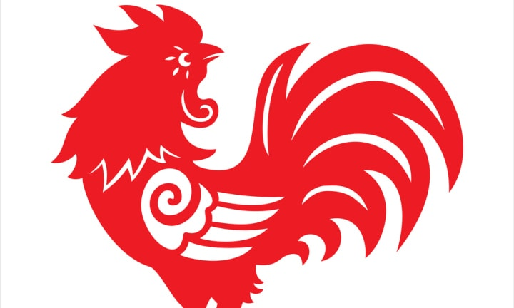 Rooster, year of the rooster, zodiac, chinese zodiac sign