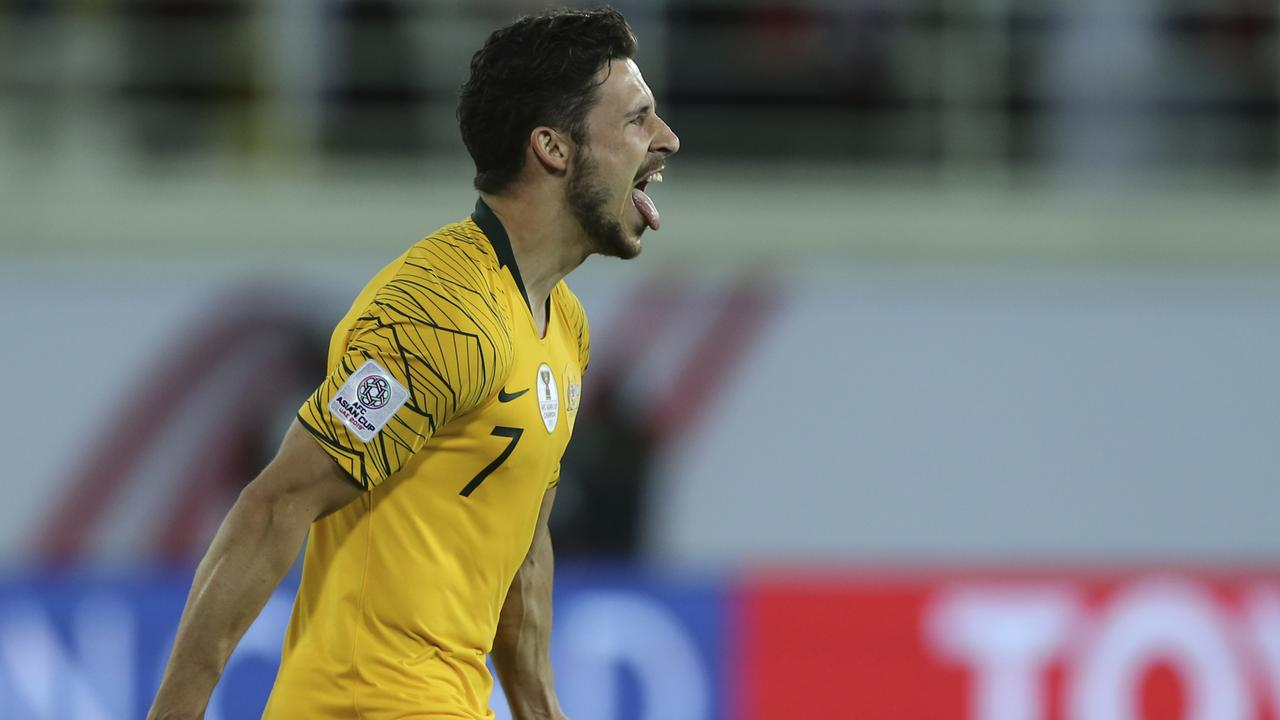 Mathew Leckie made an enormous impact off the bench.