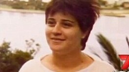 Denise Brown was just 21 when she accepted a lift from the murderous Birnies. Picture: Channel 7.