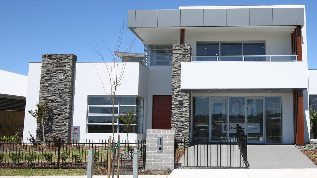 The Double-storey, Light-filled Melody 43 By Kurmond Homes