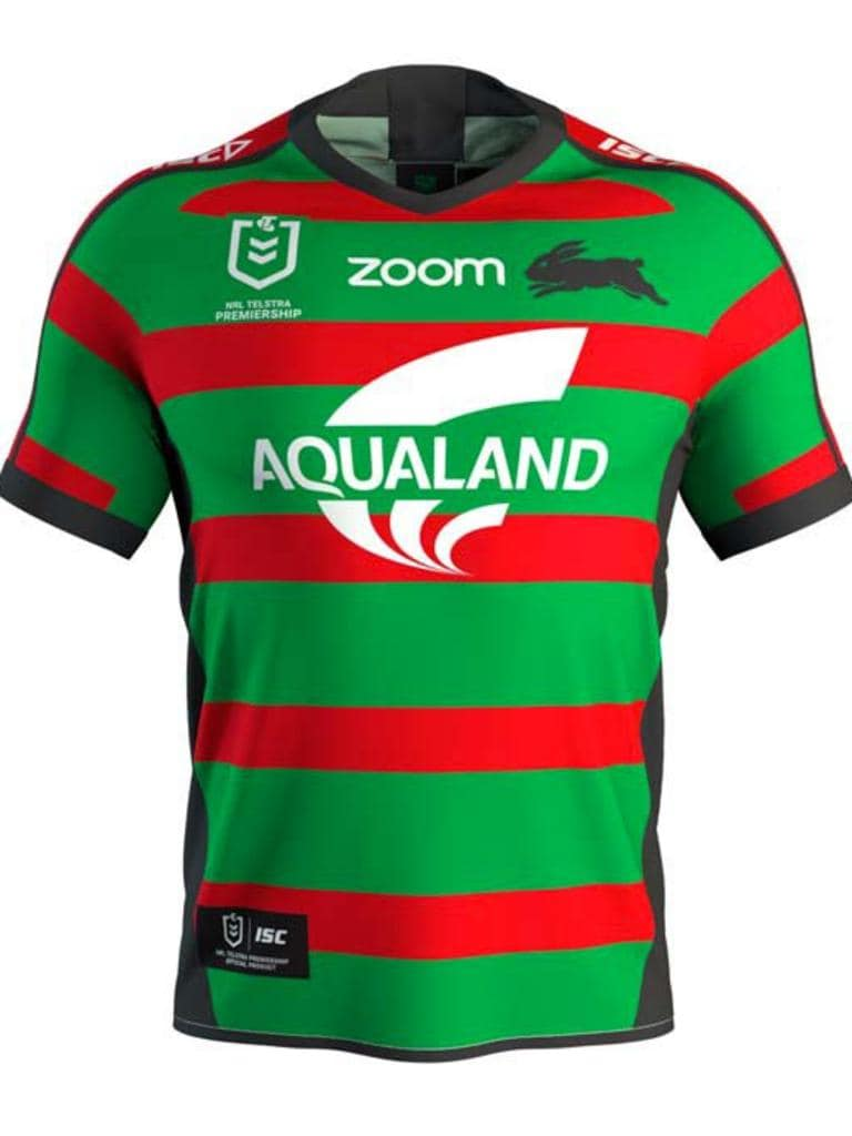 South Sydney Rabbitohs home jersey 2020.