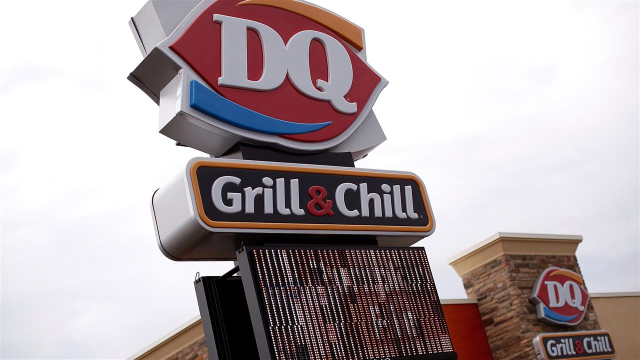 Dairy Queen Orders Sodas Out of Kids' Meals