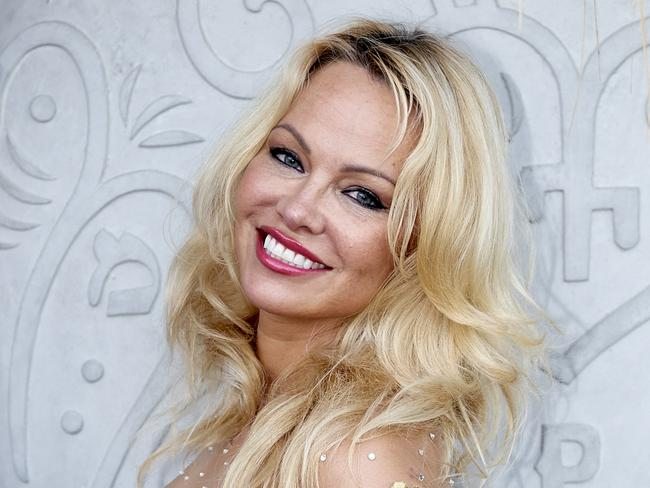 Pamela Anderson has lashed out at major governments in a string of spectacular tweets following the arrest. Picture: fotopress
