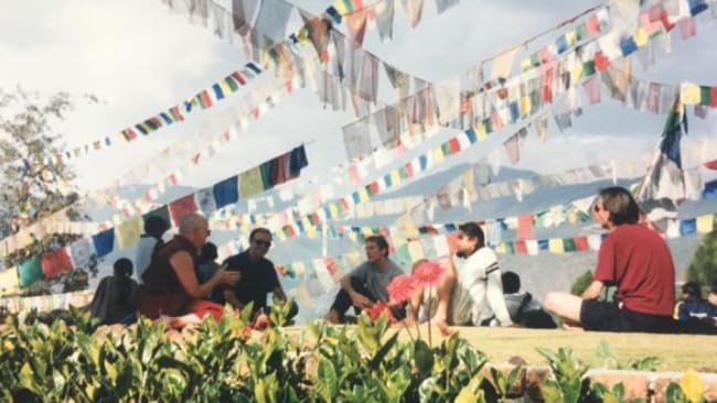 Nepal has long attracted travellers seeking spiritual fulfillment. Source: Supplied
