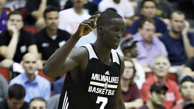 Thon Maker showed flashes of brilliance in his 2016 NBA Summer League stint.