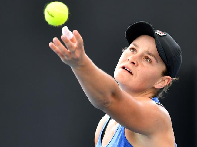 Ashleigh Barty flourished in 2019, finishing at No. 1 in the WTA rankings.
