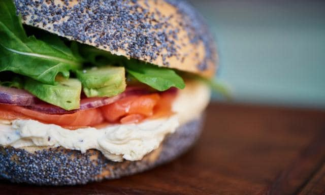Anywhere from one to three bagels with poppyseeds can produce positive tests on a urine toxicology. Source: Getty Images