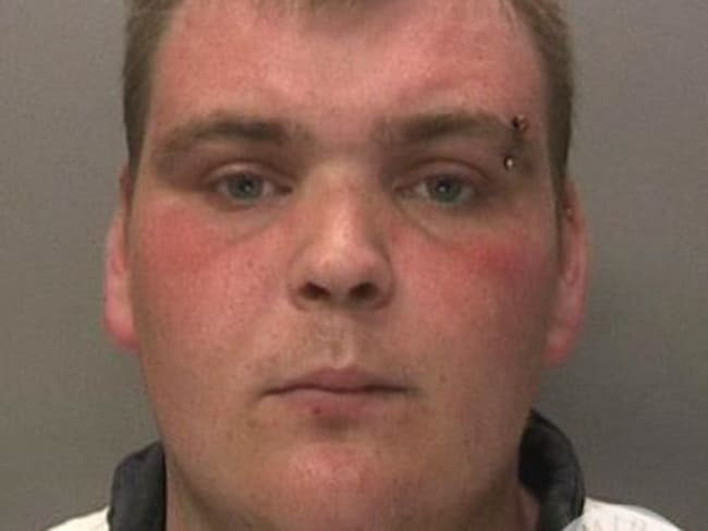 Nathan Potts. Picture: West Midlands Police website