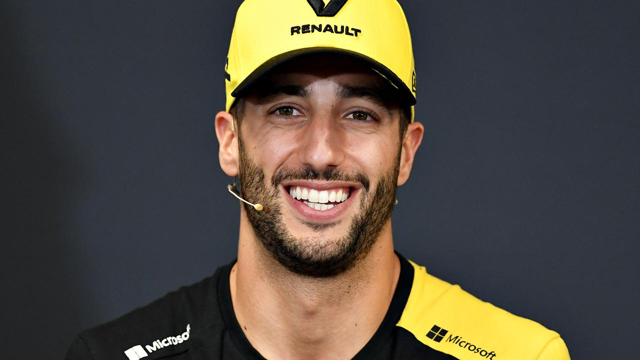 Daniel Ricciardo is reportedly right back in the thick of it.