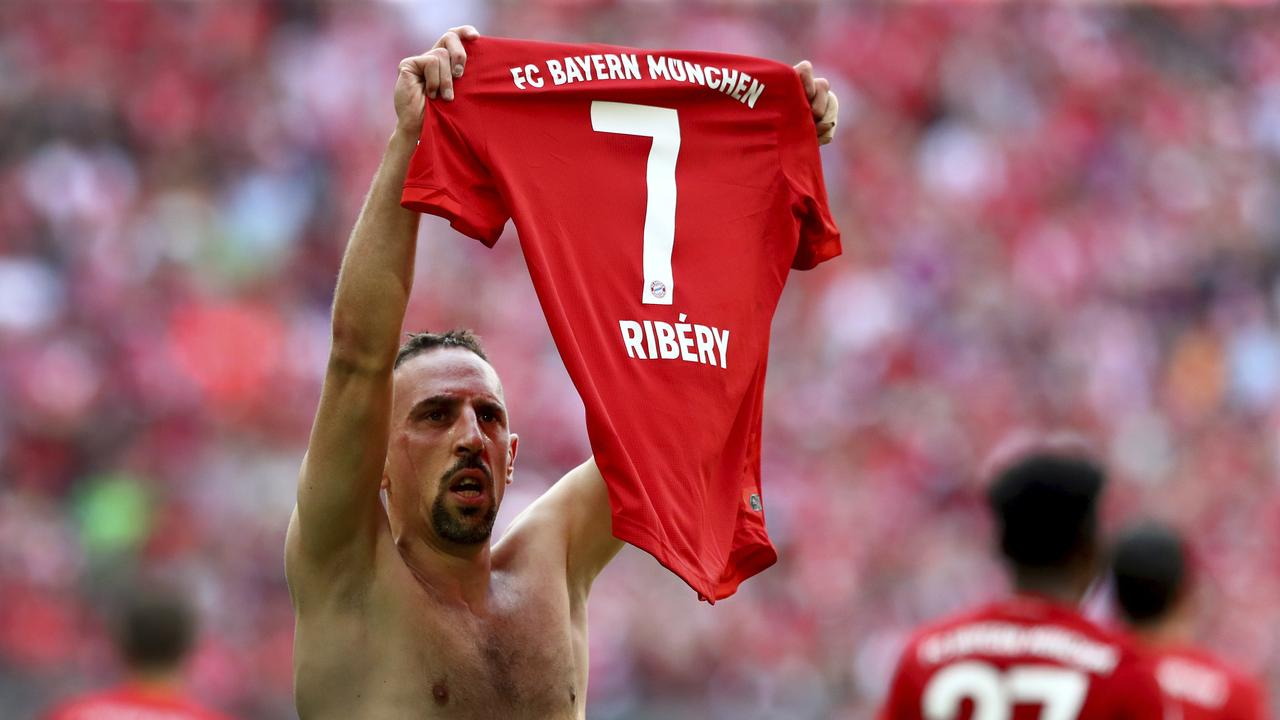 It seems as though Franck Ribery won't be coming to Australia