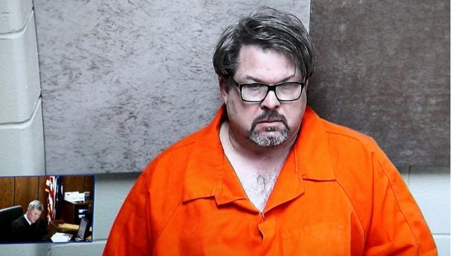 Jason Dalton in custody. Image: Getty.