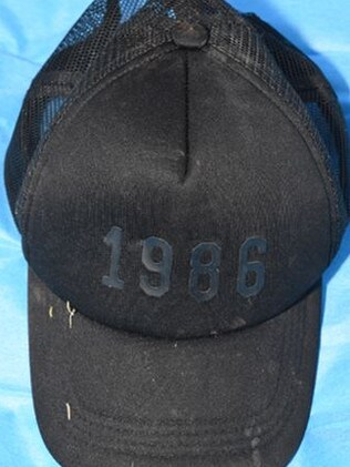 Police hope someone will recognise clothing found at the scene. Picture: Victoria Police