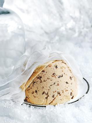 The perfect Christmas pudding for a hot day.