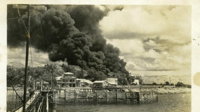 The Bombing of Darwin was more savage than Pearl Harbor.