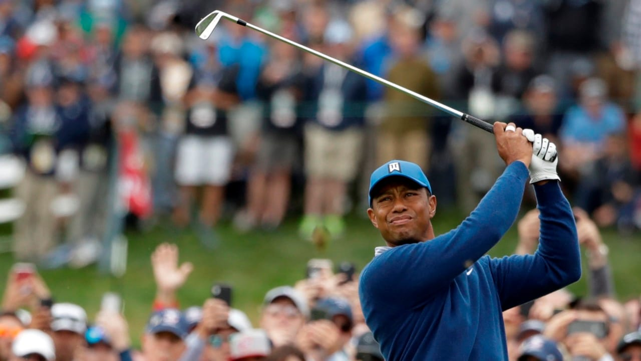 Tiger Woods 'responsible for huge boom' in golf prize money