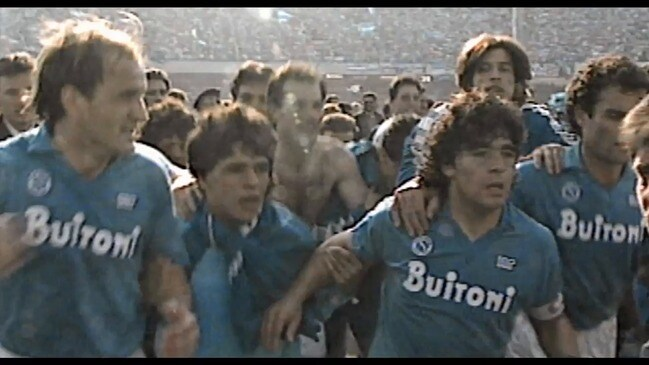 Official trailer for Diego Maradona
