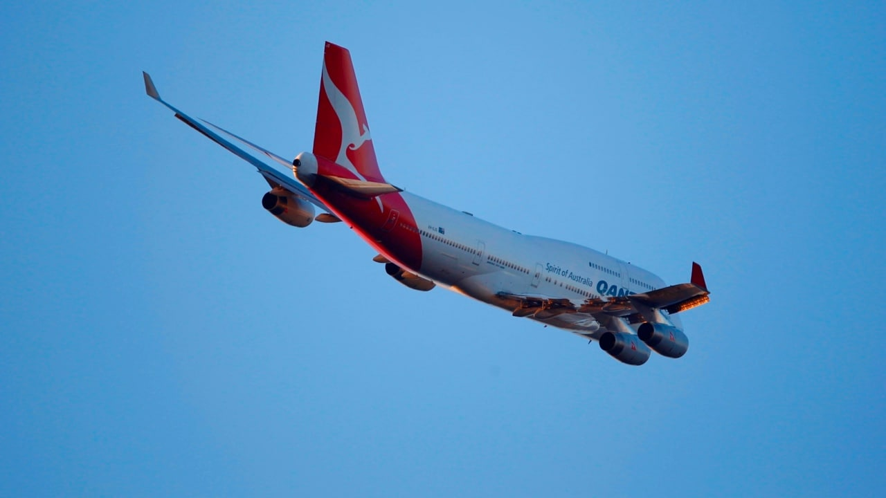 Qantas pulling aircraft from service is a 'gross overreaction'
