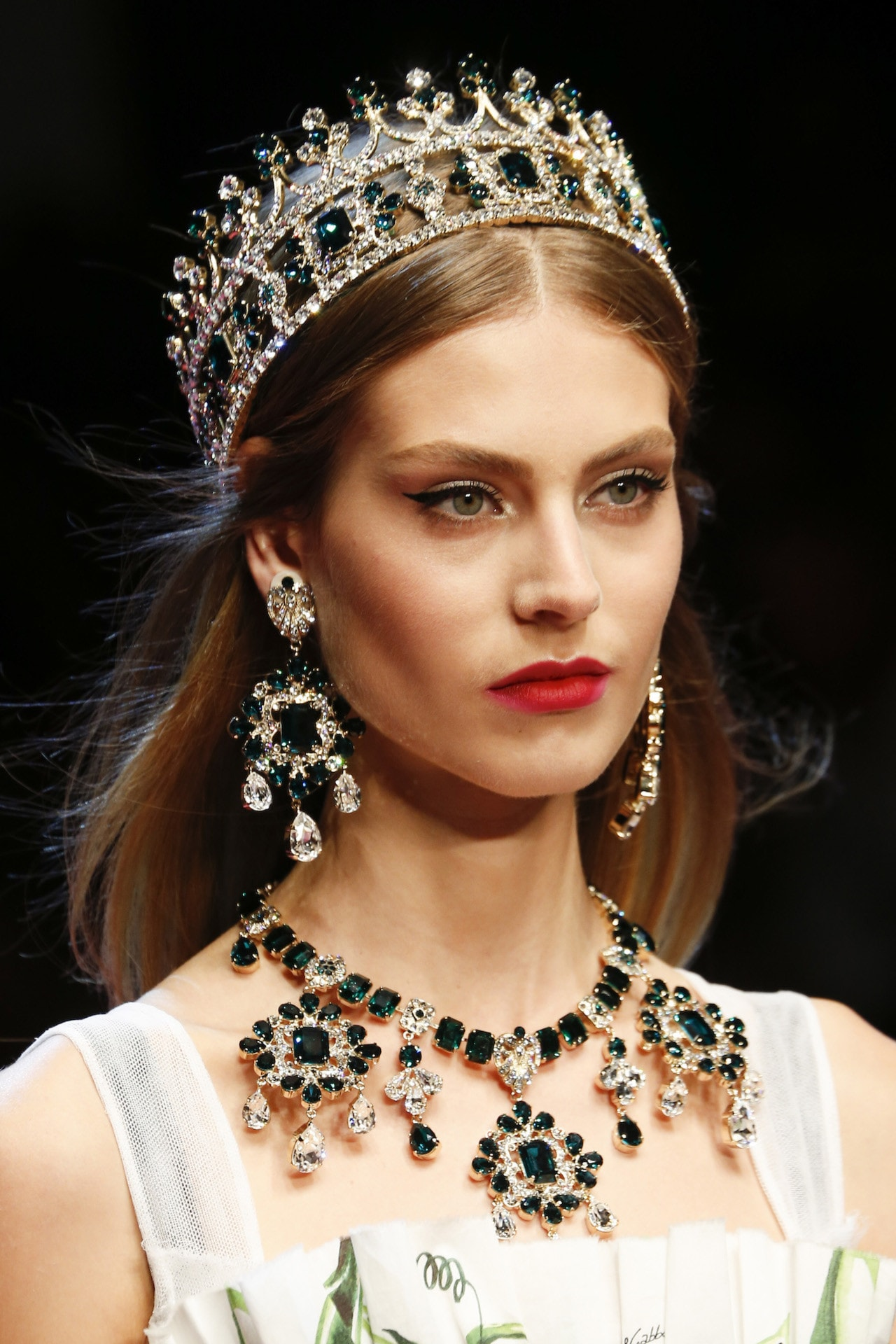 Why big earrings are the secret to outfit magic this season