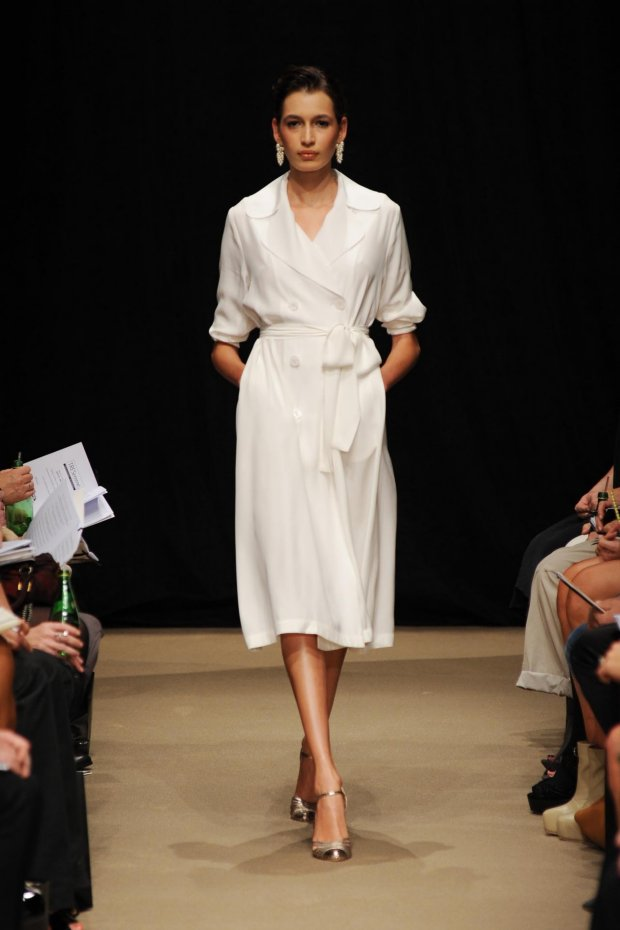 Jayson Brunsdon Australian Fashion Shows Spring/Summer 2009/10