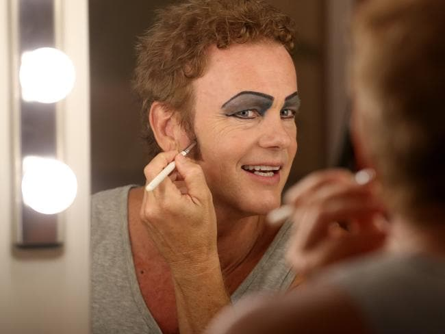 Craig McLachlan has been cleared of charges relating to a run of the Rocky Horror Show. Picture: Calum Robertson