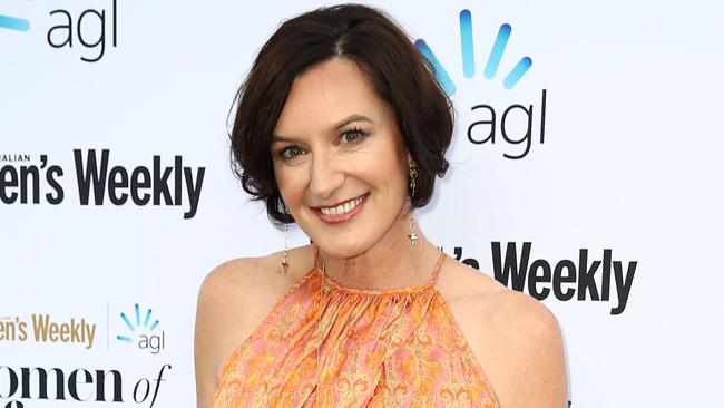 Cassandra Thorburn has made a number of media appearances and given television interviews in recent months. Picture: Getty Images